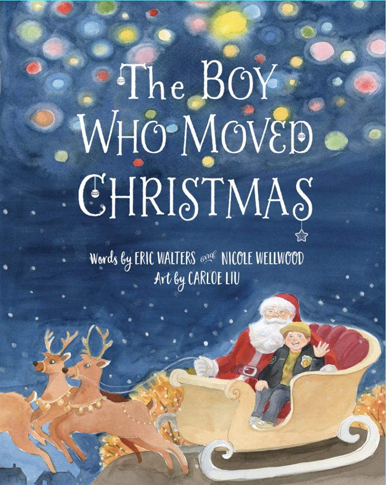 The Boy Who Moved Christmas